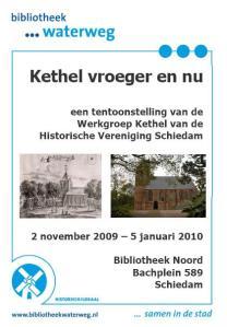 Tentoonstelling Kethel 2009 bibliotheek