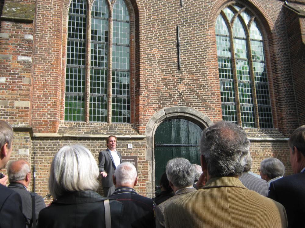 Een wandeling door Kethel in de voetsporen van chroniqueur Jaap de Raat (2/4)
