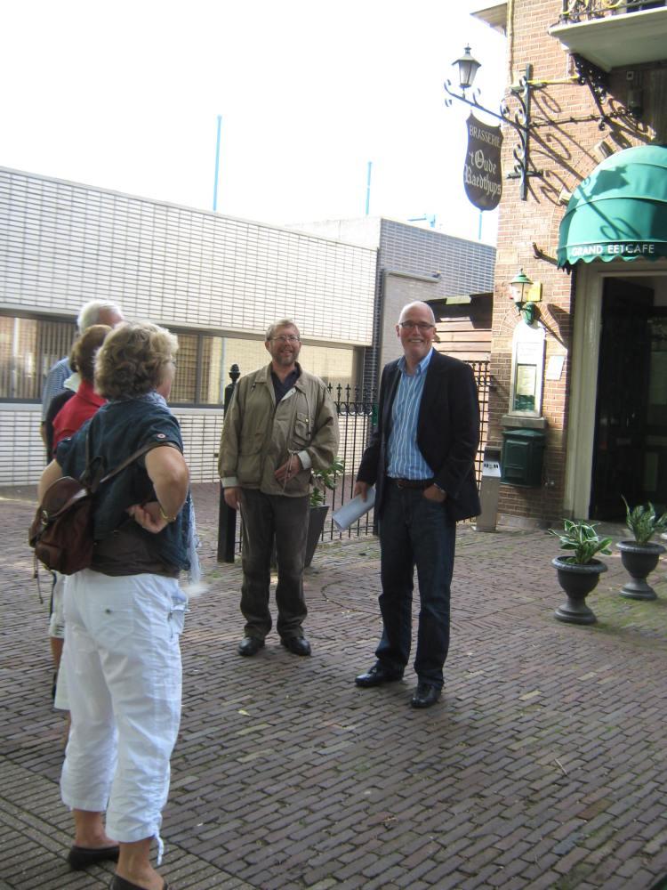 Een wandeling door Kethel in de voetsporen van chroniqueur Jaap de Raat (3/4)