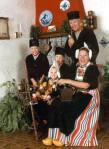 Foto familie Broeren  in Volendam