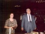 25. Dr. van der Kuij en zijn vrouw