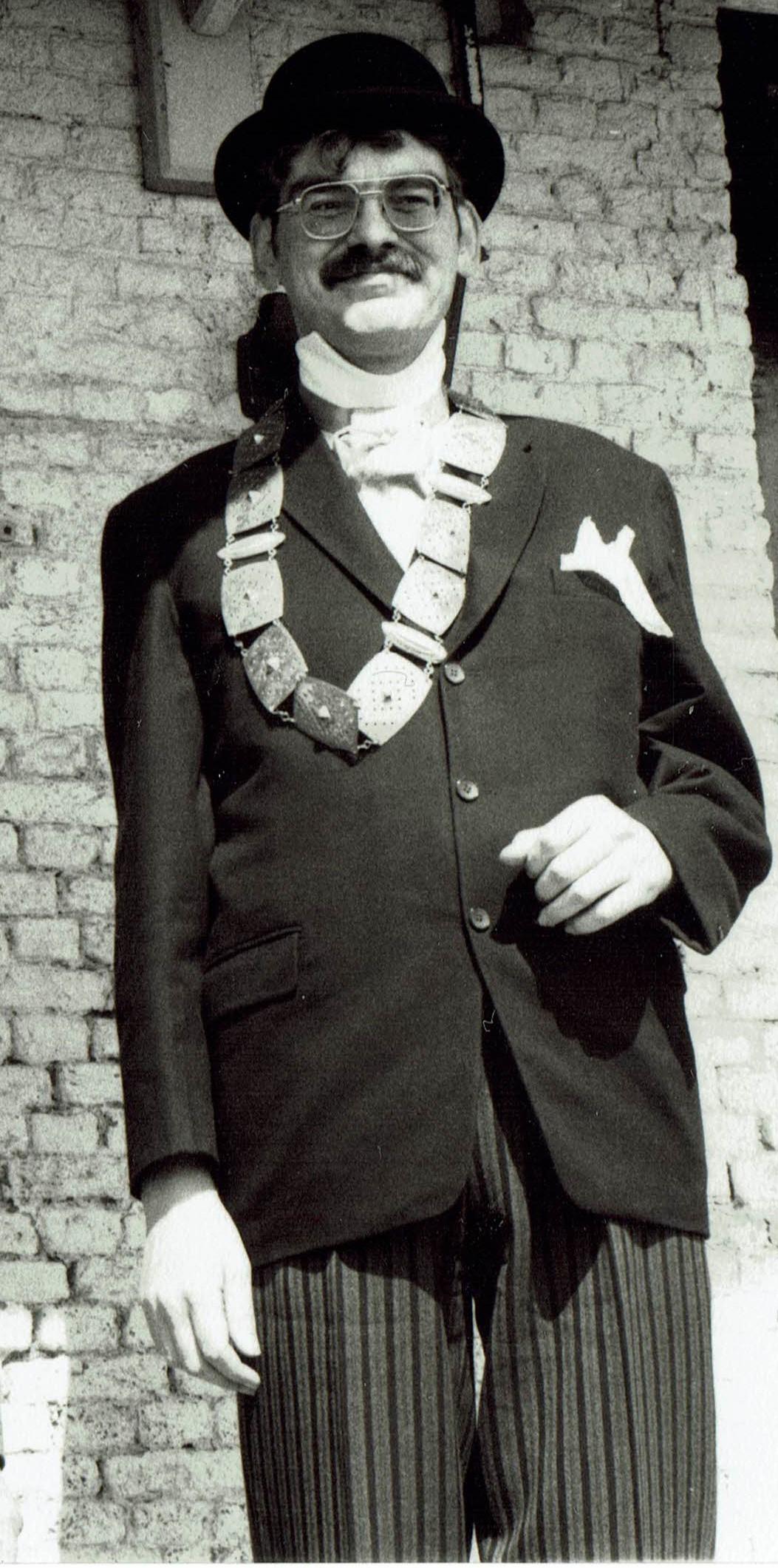 Han van der Horst Schildjes in Kethel 1982
