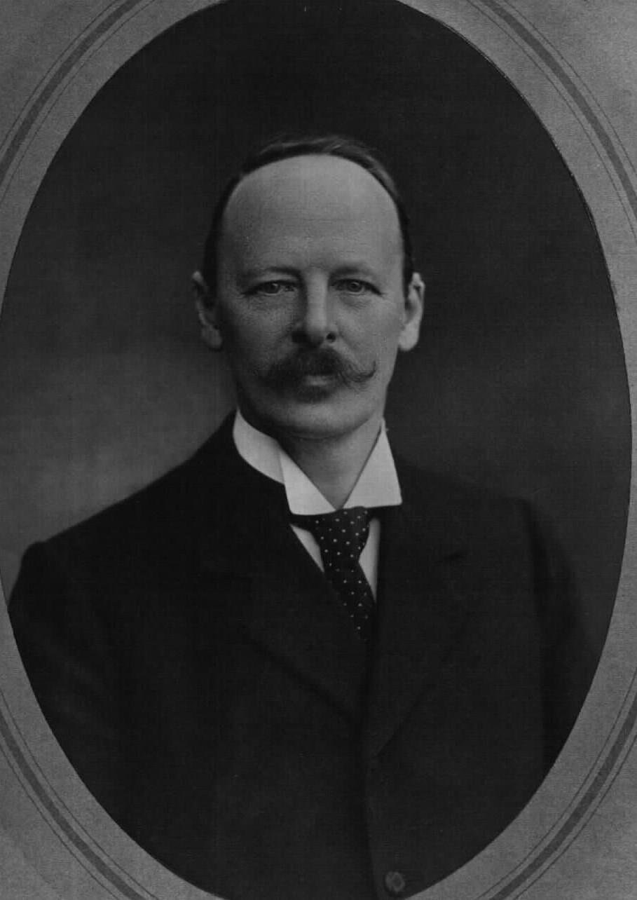 Mazel, Burgemeester 1895-1907